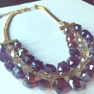 Kenneth Cole necklace and bracelet